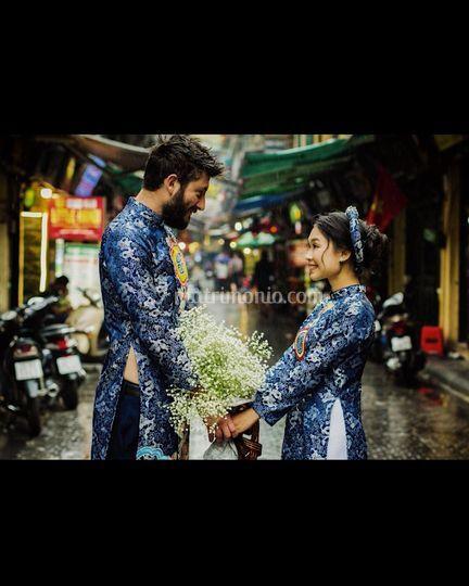 Matrimonio in Vietnam