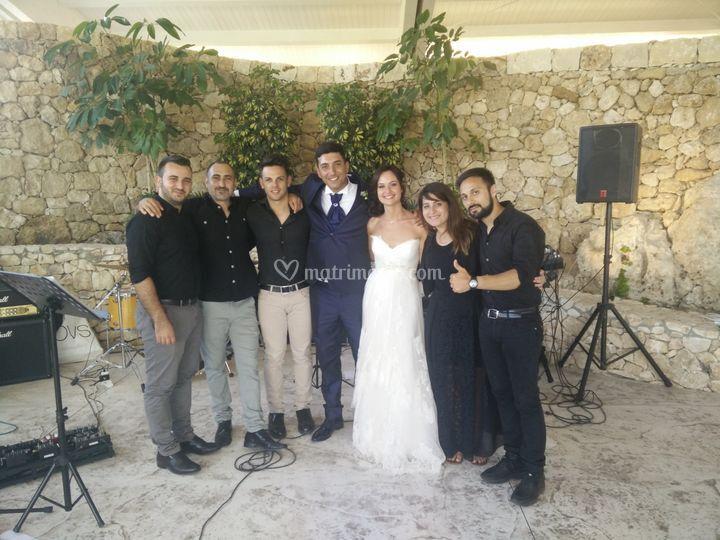 Wedding of Monica & Bruno