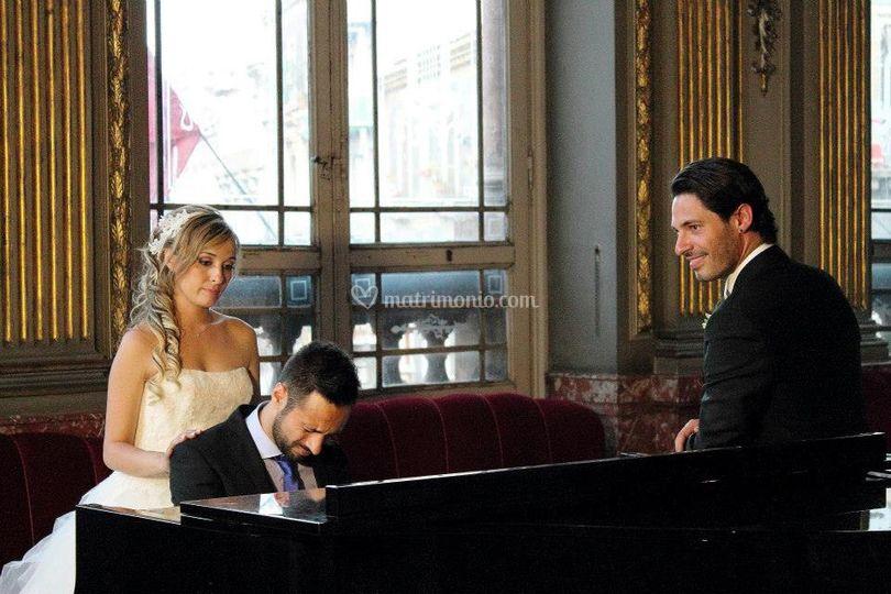 Matrimonio di Melania e Angelo