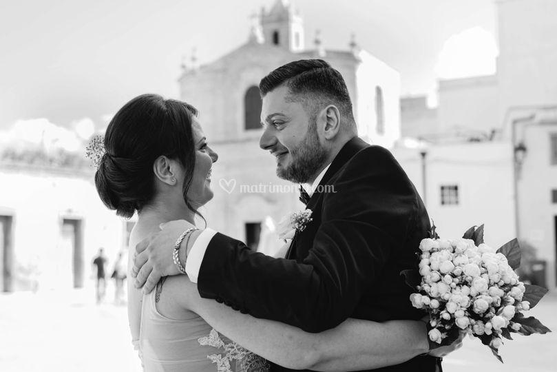 Matrimonio Denis & Anna