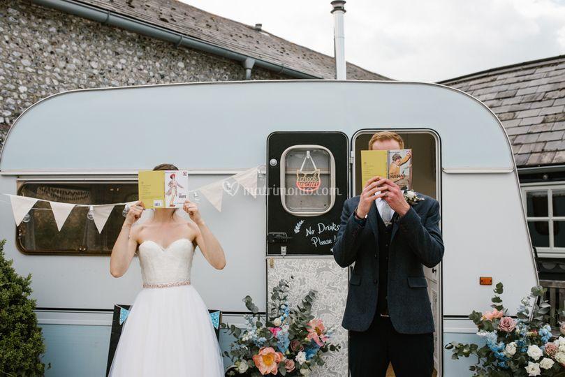 Matrimonio caravan