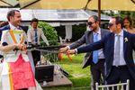 Villa Appia, giochi amici
