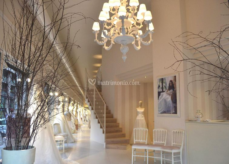 Boutique Le Spose di Milano