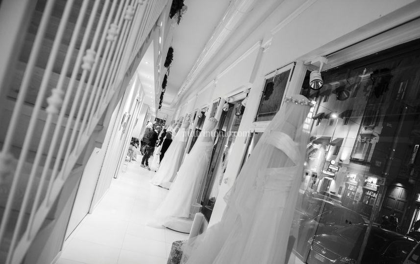 Passerella Le Spose di Milano
