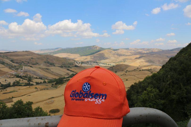 Cappellino panoramico