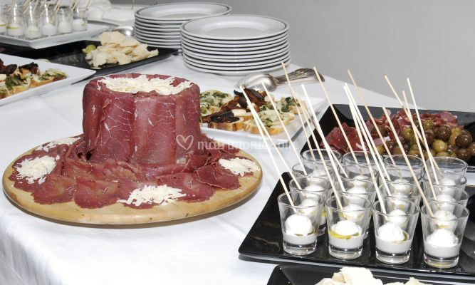 Le Arcate Catering