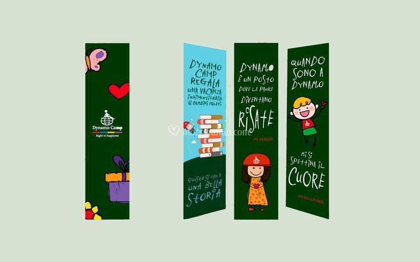Kit segnalibro - frasi bambini