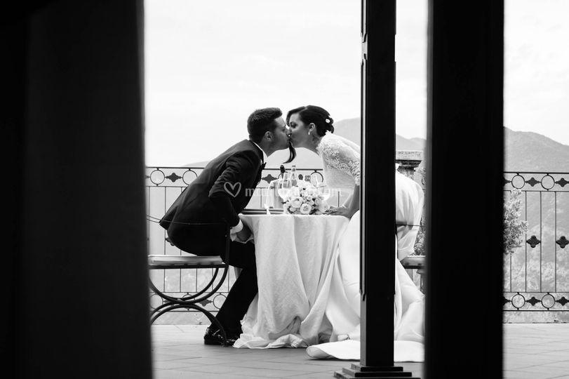 Bacio spiato