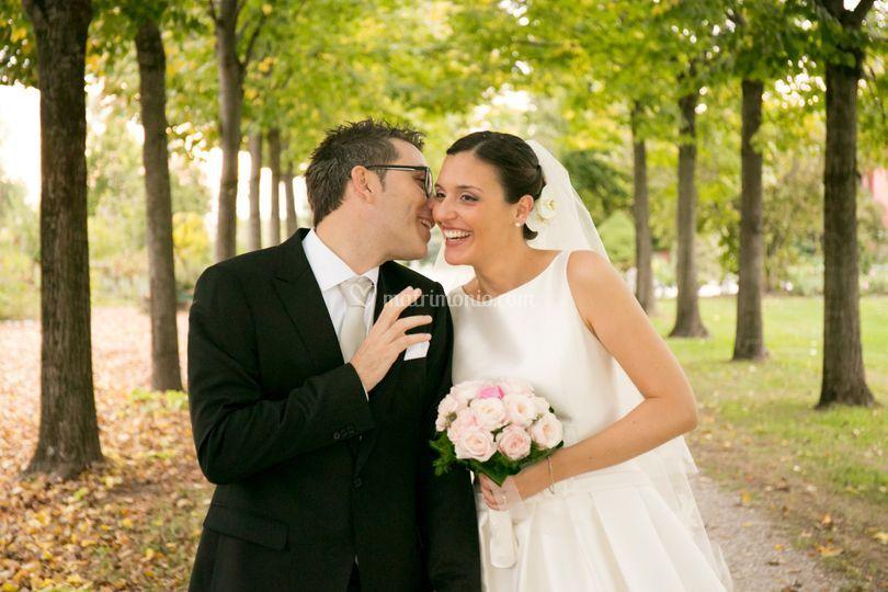 Sposi d'autunno