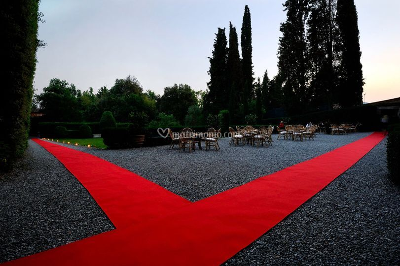 Gala, la magia del red carpet