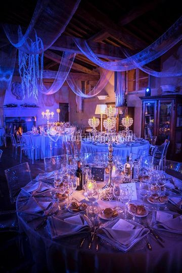 Ice wedding, la mise en place