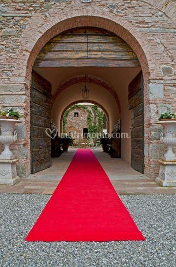 Opera's wedding, la villa