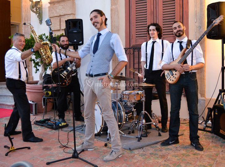 Mantropia Swing Band