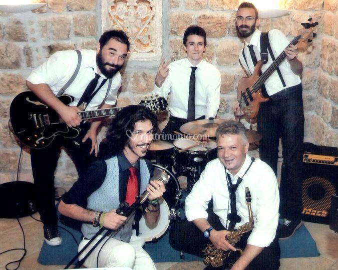 Mantropìa Swing Band