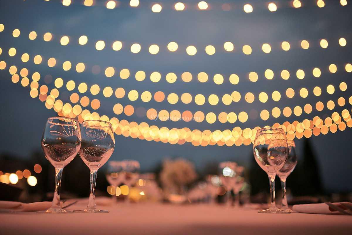 Cielo Stellato Led Matrimonio.Private Wedding Cielo Stellato Di Basile Service Foto 6