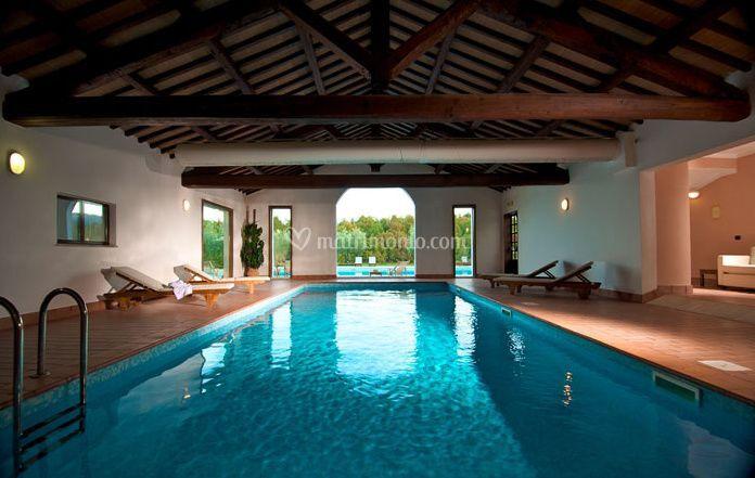 La tenuta dei ciclamini - Agriturismo piscina interna riscaldata ...
