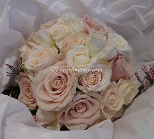 Bouquet: delicate tonalità primaverili