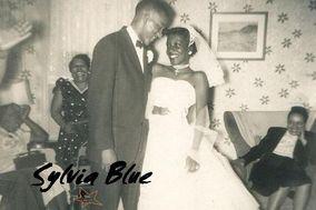 Sylvia Blue Wedding in Soul