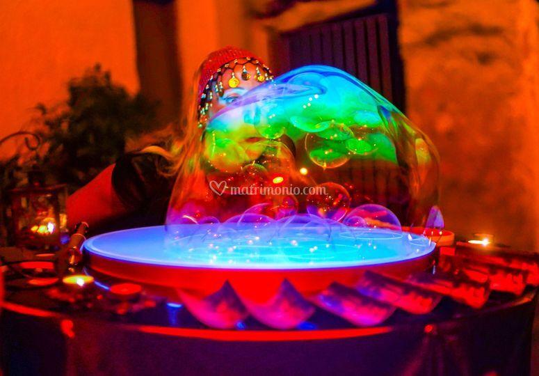 Gipsy bubble