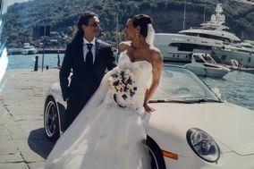 Sposi in Porsche