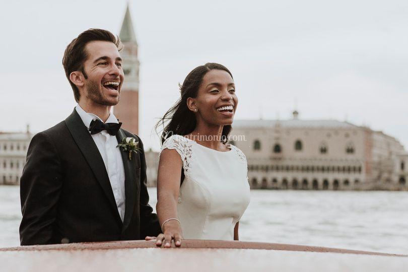 Venice wedding