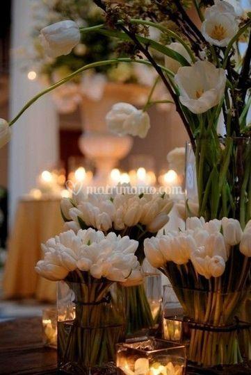 Flowers design a tema