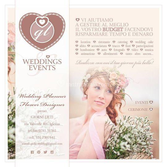 G.L Weddings & Events