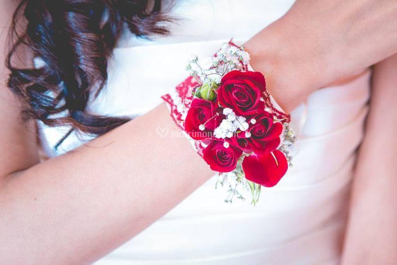 Bracciale sposa