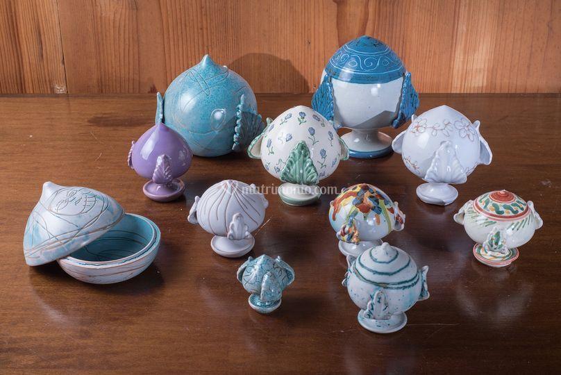 I pumi di fornaro ceramiche grottaglie foto 8
