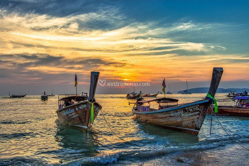 Tour tailandia & mare