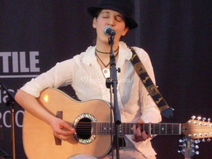 Alice Nichele Musica dal vivo