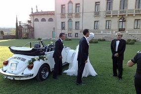 Maggiolone al Matrimonio