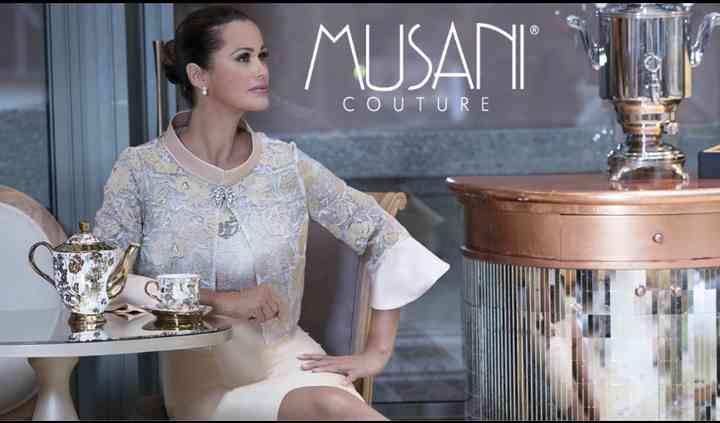 Abito Musani Couture
