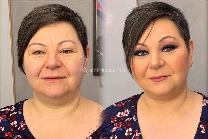 Makeup evento