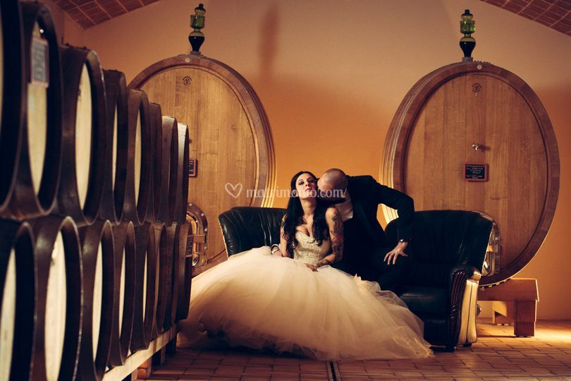 Romantici in barriccaia