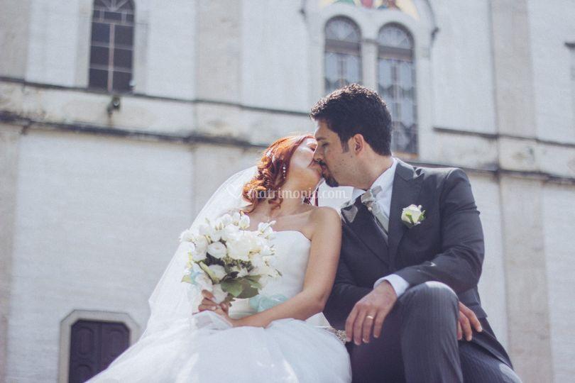 Jessica e Federico