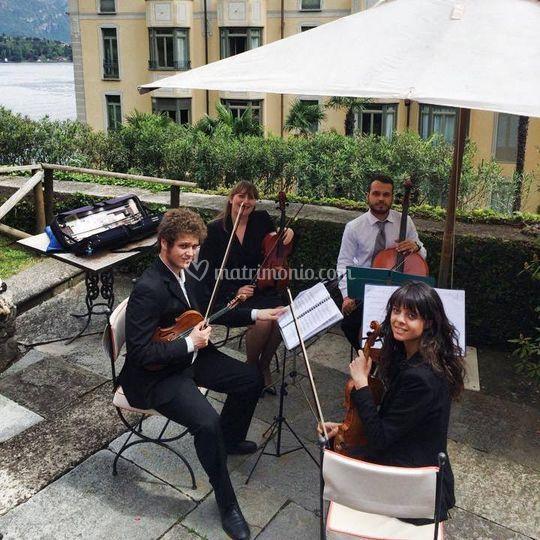Lake Como String Quartet