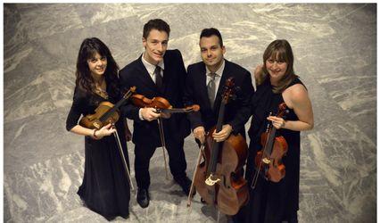 Lake Como String Quartet 1