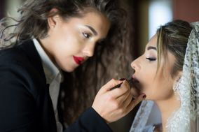 Alessia Montuori Make-Up Artist