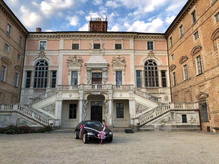 Maserati Quattroporte view