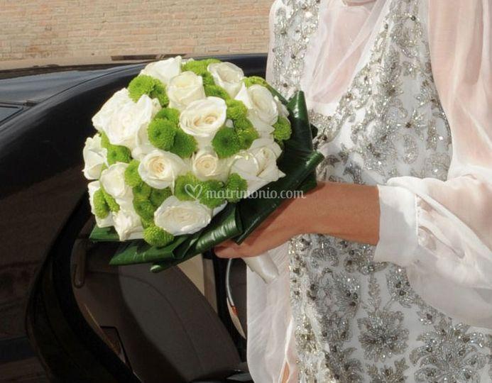 Bouquet Sposa 50 Anni Matrimonio.Fiorista Latini