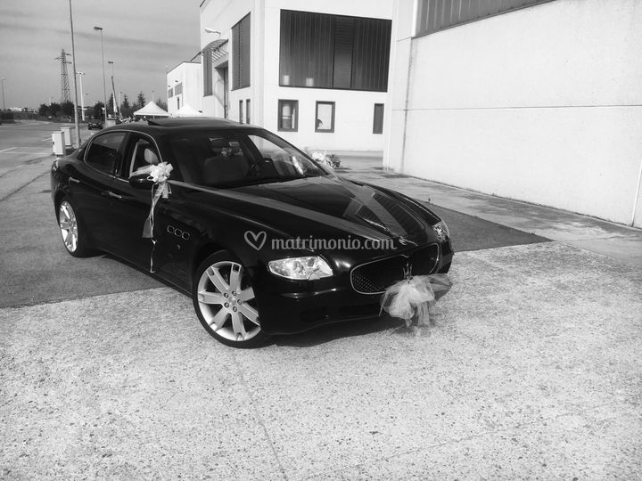 Quattroporte B/W