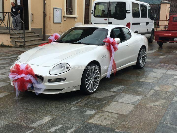 Maserati Grasposrt Fiocchi