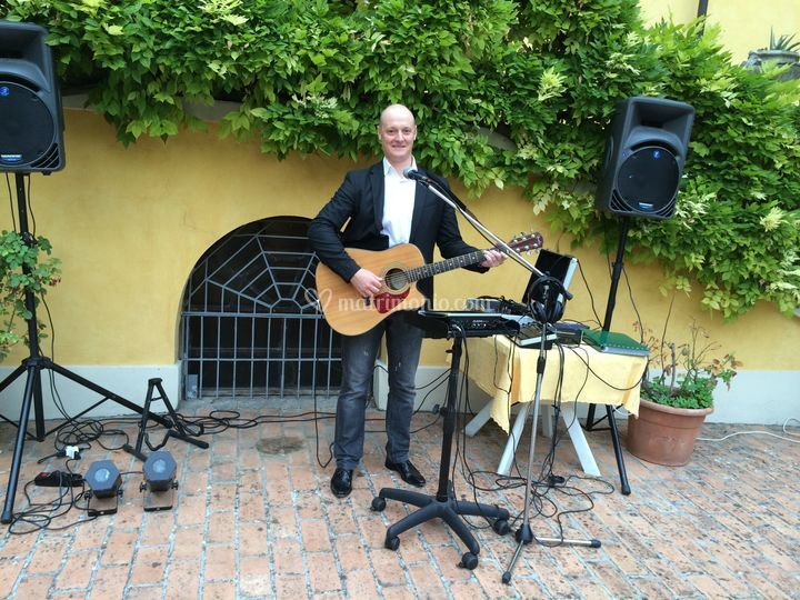 Matteo Volta Live Music