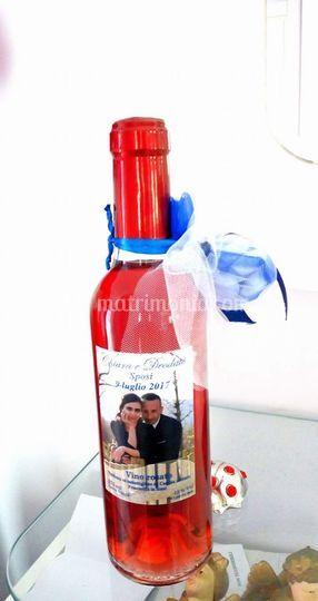 Bomboniera foto sposi