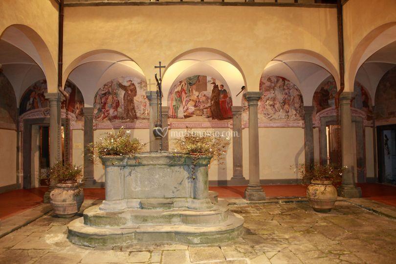 Chiostro di Sant'Antonio