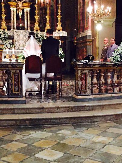 Matrimonio Elena e Umberto