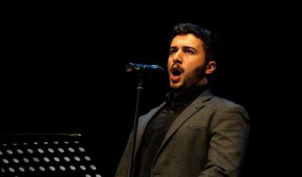 Christian Cantante Cerimonie 1