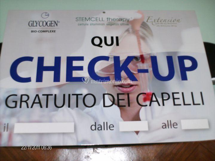 Check-up gratuito