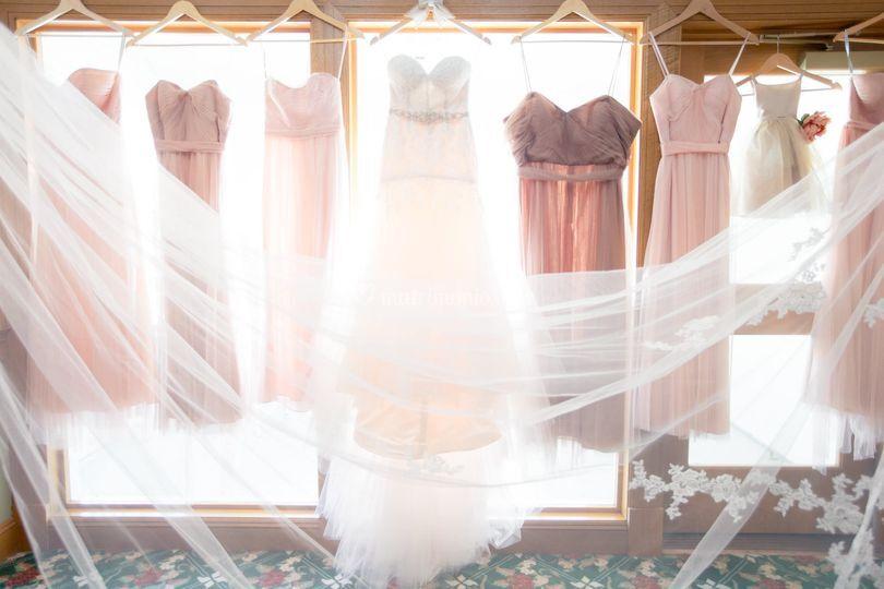 Abito da sposa couture persona